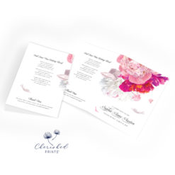 Beautiful Soft Peonies Program