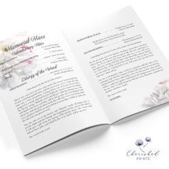 Soft Peonies Program Booklet
