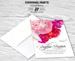 Sympathy Thank You Cards & Acknowledgment Cards