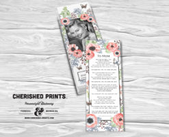 Anemone Bookmark