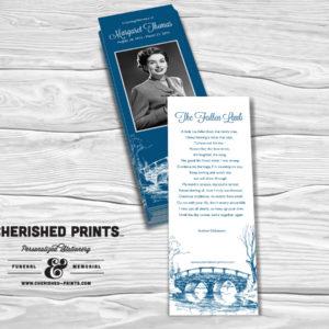 Bridge Bookmark