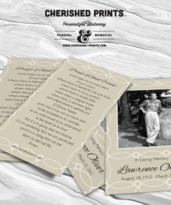 Circles Prayer Card