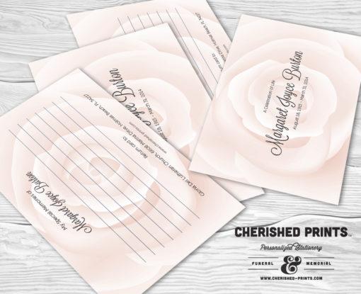 PinkRose-MemoryCard