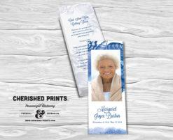 Seashells Bookmark