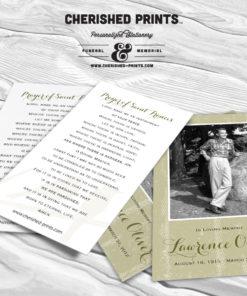 Branch Prayer Card