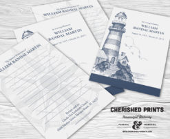 Lighthouse Memory Card