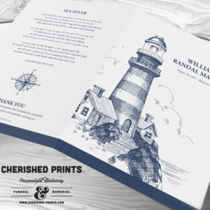 Lighthouse Celebration of Life Program