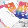 Orlando Strong LBGTQ Rainbows Memory Cards