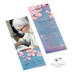 Sakura Cherry Blossom Bookmarks PDF