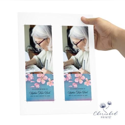 Sakura Cherry Blossom Bookmarks PDF