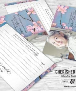 Cherry Blossoms-MemoryCard