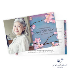 Cherry Blossom Sakura Share a Memory Card