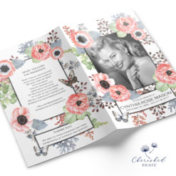 Anemones-Program-Booklet-Front-Back