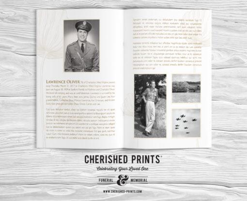 Remembrance-Poppies-Program-Booklet-Center-Inside