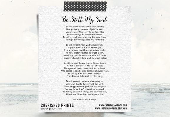 Be Still My Soul by Katharina von Schlegel.jpg