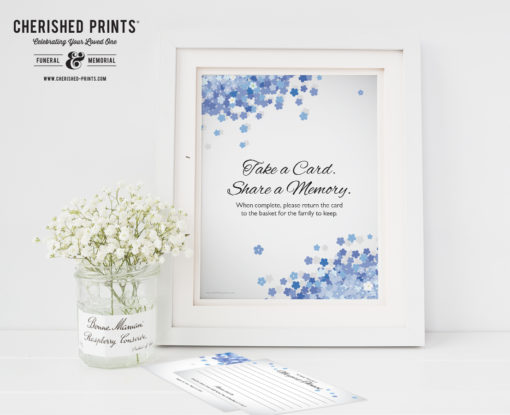 ForgetMeNot-MemoryCardSign-BLUE