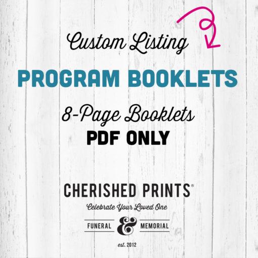 Custom PDF ONLY Celebration of Life Programs Booklets.jpg
