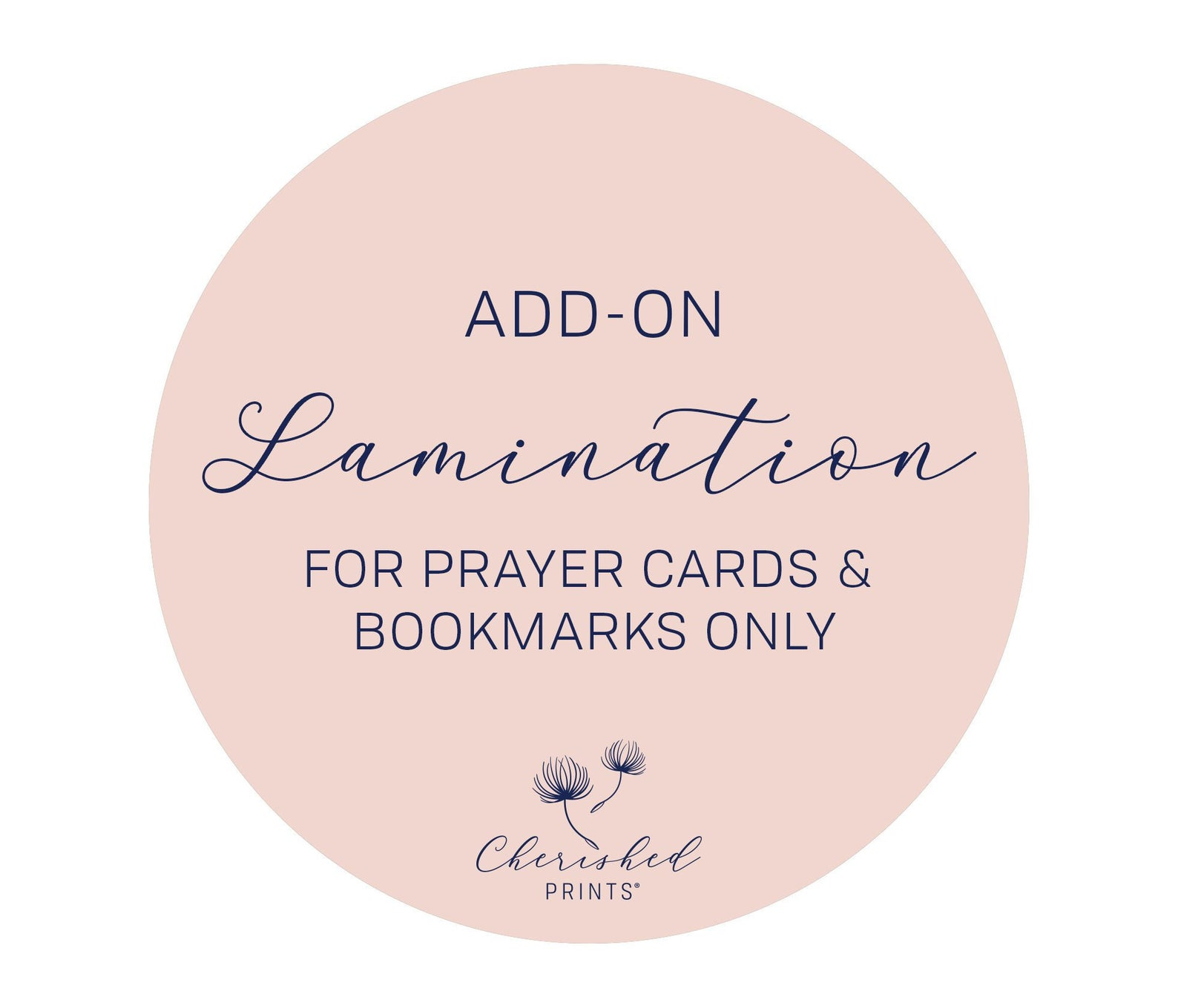 Lamination Add-On $60