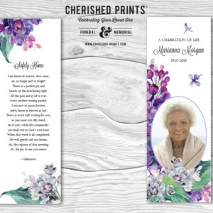 Lilac-Celebration-of-Life-Bookmark-Front-and-back