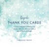 Custom Acknowledgment Cards