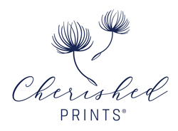 Cherished Prints Logo